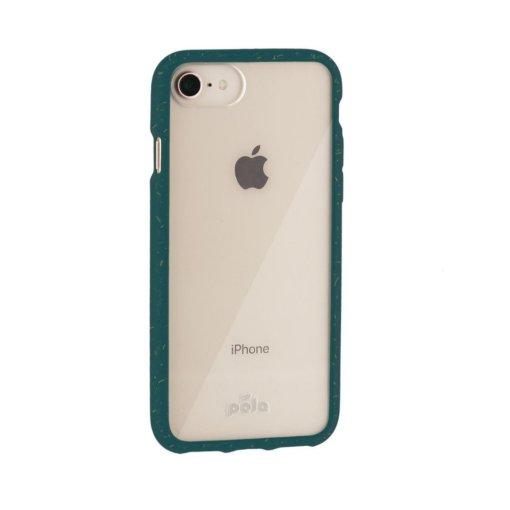 Pela Clear - Miljövänligt iPhone 7/8/SE(2)