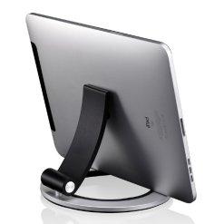 Just Mobile Encore ? Supersnyggt och smart aluminiumställ för alla iPads.