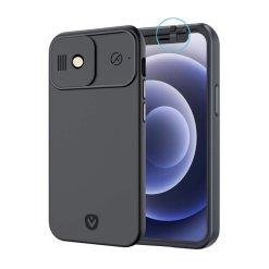 Valenta x Spy-Fy: iPhone 12 mini fodral med kameraskydd för fram och baksida