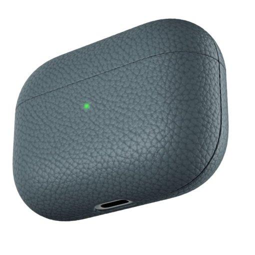 PodSkinz Artisan Series Leather Case - Handgjort Läderfodral för dina Airpods Pro