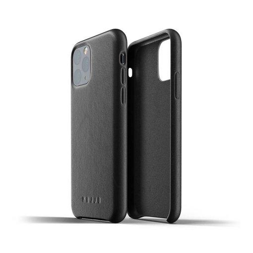 Mujjo Full Leather Case för iPhone 11 Pro