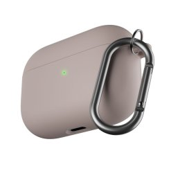 PodSkinz HyBridShell Series Keychain Case -  Hårt Premium skal i tre lager för dina Airpods Pro