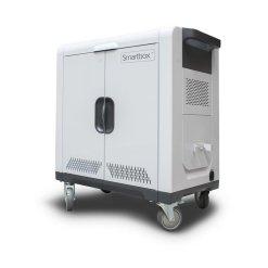 ALOGIC Smartbox 24 bay laddningsvagn för notebook och surfplatta
