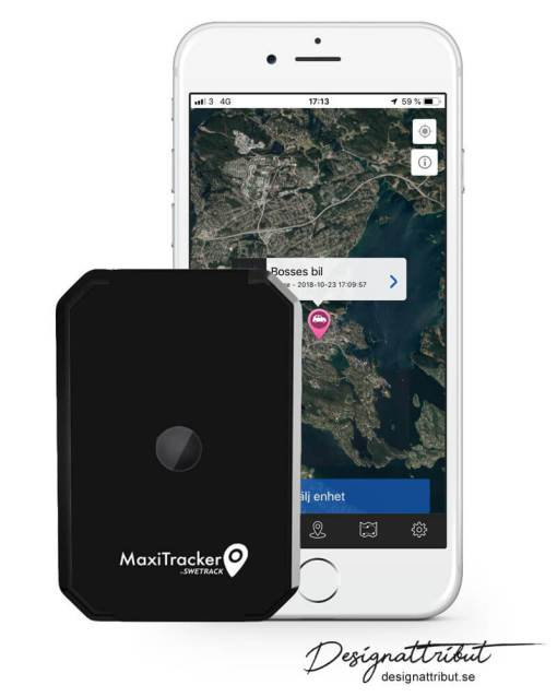 SweTrack MaxiTracker GPS