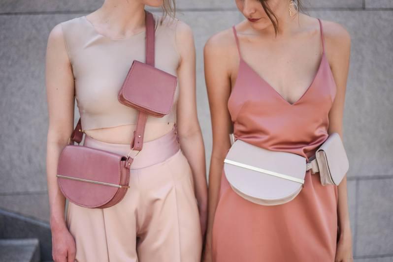 adéla m. choices kožené dámské kabelky ledvinky (3)