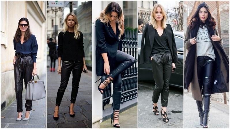 jak se nosí kožené kalhoty (3)