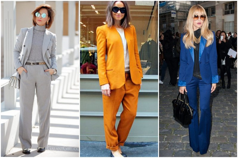 jak nosit dámský kostýmek jinak tipy (5)