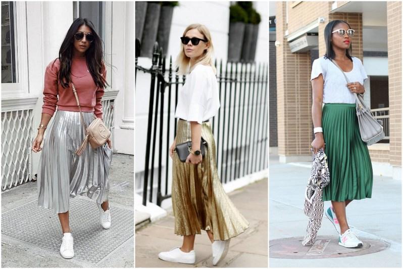 jak se nosí plisovaná sukně 2019 (3)