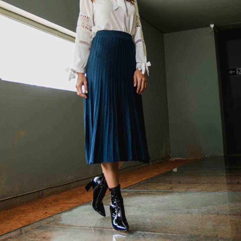 Midi sukně