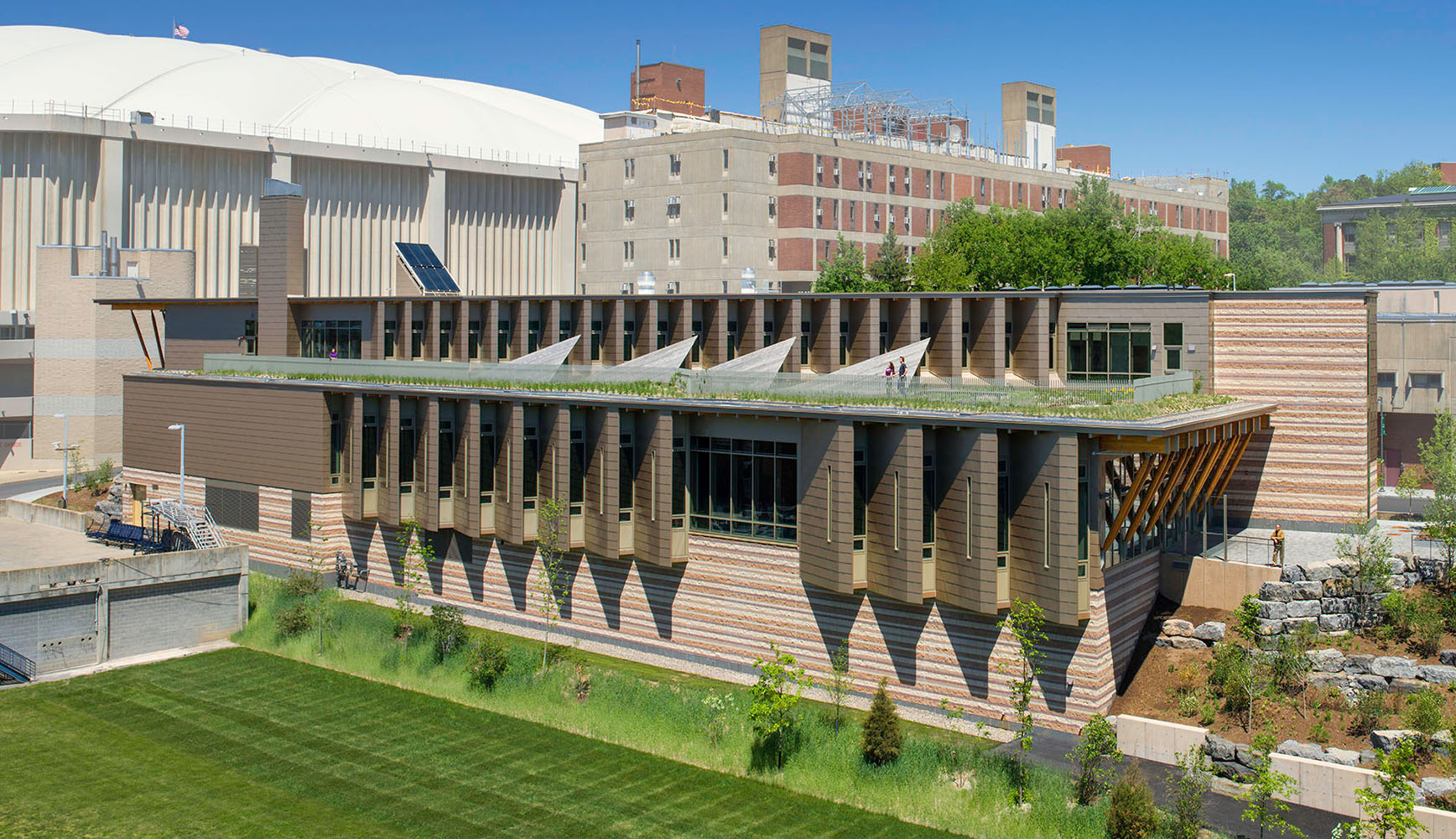 Gateway Center, SUNY–ESF — BSA Design Awards