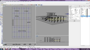 screenshot of 2D/3D work