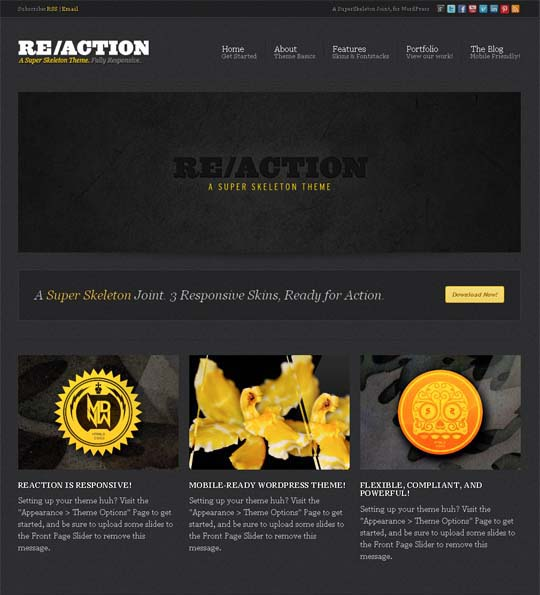30 Professionally Designed Fully Responsive Wordpress ...