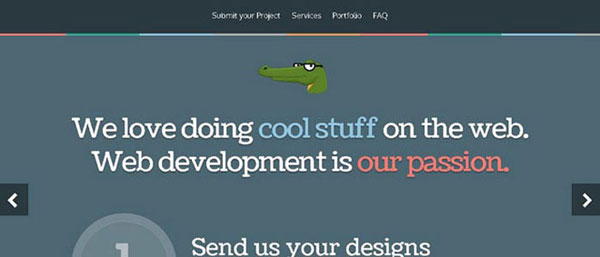 2. PSD To HTML Services