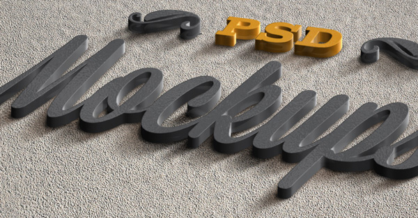 Free Download : 3D Logo Mockups | Raleigh NC SEO