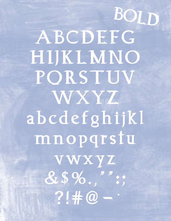 3.Free Font Of The Day  Animagus