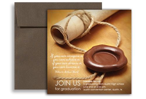 Design And Print Graduation Announcements