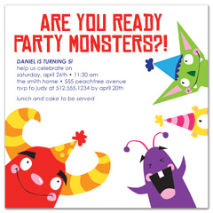 Birthday Invitation Templates Word FREE DOWNLOAD - Childrens party invites templates