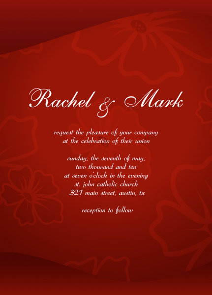 Awesome Free Western Wedding Invitation Templates 1 If You Want Your Guests To Look