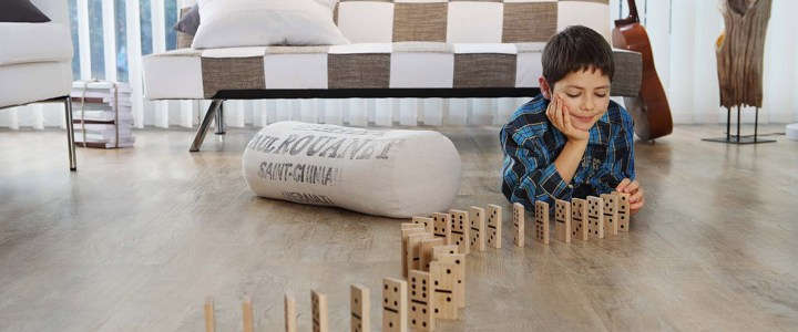 Wineo 600 Wood Vinyl Designbelag auch als XL-Diele