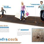 Wicanders Hydrocork Vinyl Designbelag mit Kork Mittelschicht - Testsieger auf allfloors.de