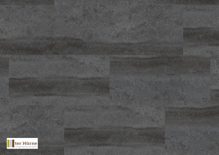 ter Hürne Stone Choice Designboden Rigid-Core Stein Monaco anthrazit matt
