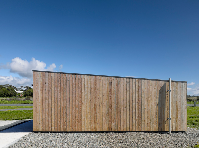AHR Completes A Timber-clad Lookout Pavilion In Scotland