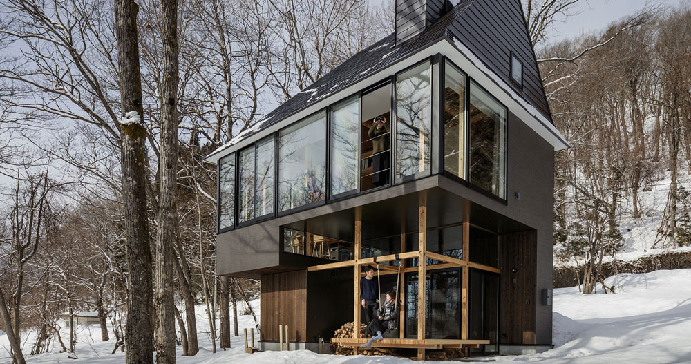 Level Up! Updating A Japanese Lake House For Fun On Every