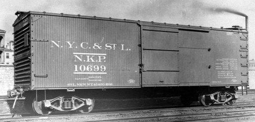 proto NKP 10000 series car