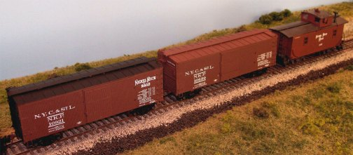 Daves two completed NKP 10000 series cars
