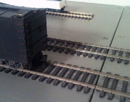 cut rails