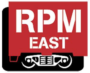 RPM-East proto meet logo