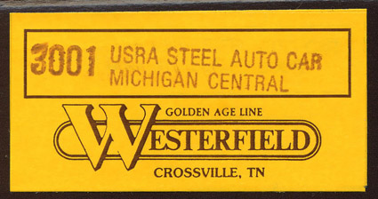 the Westerfield label
