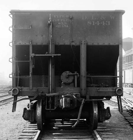 Photo X2300, DL&W Company Photo Collection, Steamtown NPS.