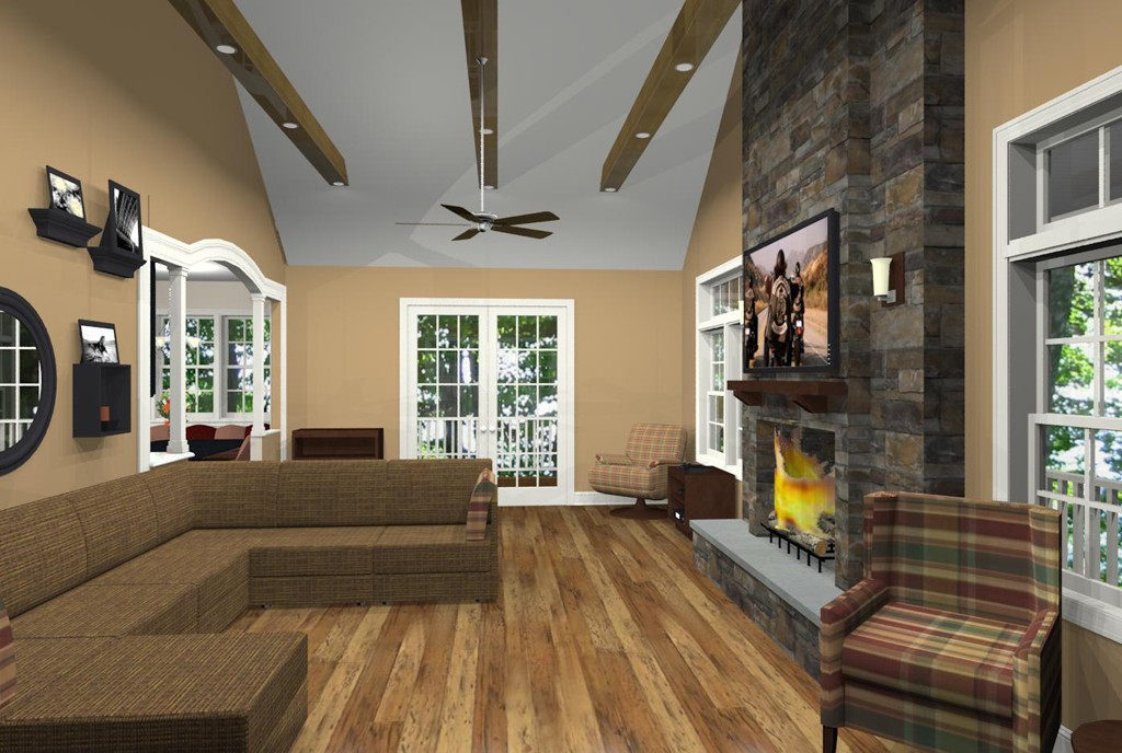 Custom New Home Design And Construction In Ocean County New Jersey