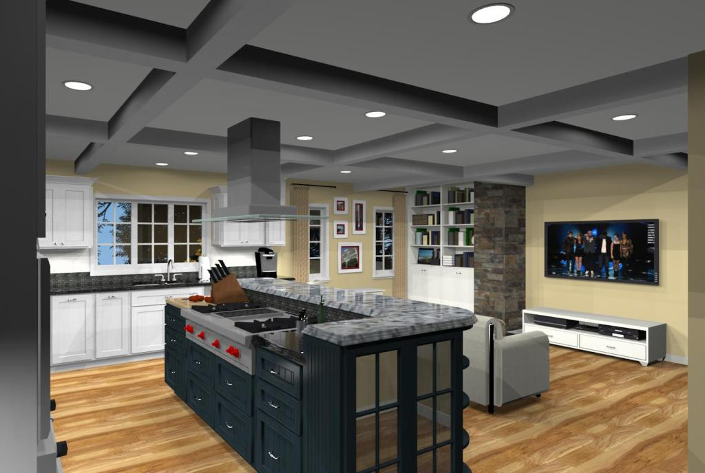 Kitchen Plan Layout Ideas