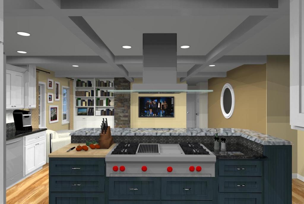 Average Cost New Kitchen