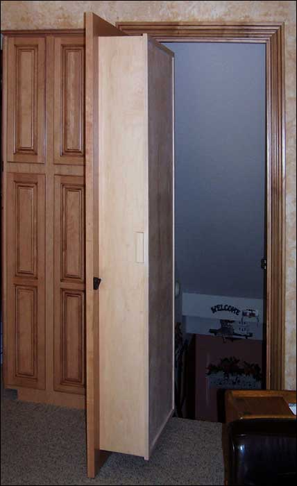 Hidden Doors Bookcases Secret Door Design Build Planners