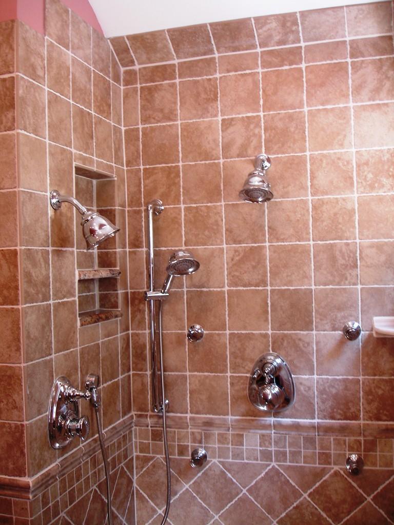 Shower Niche Design Build Planners