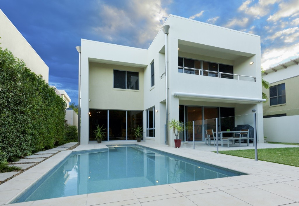 Contemporary and Modern Style Homes - Design Build Planners on Modern Style Houses  id=16685