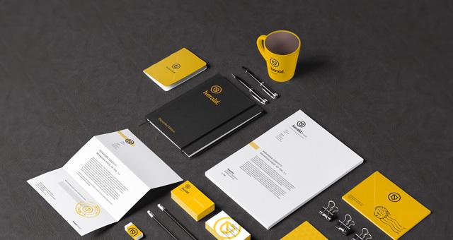 30 Branding Mockups PSD Templates Design Bump