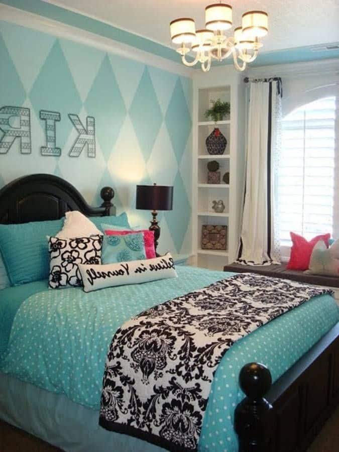 30 Smart Teenage Girls Bedroom Ideas -DesignBump on Teen Rooms For Girls  id=51408
