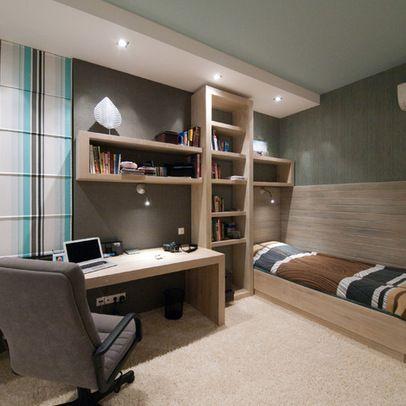 30 Awesome Teenage Boy Bedroom Ideas -DesignBump on Teenage Room Colors For Guy's  id=41860