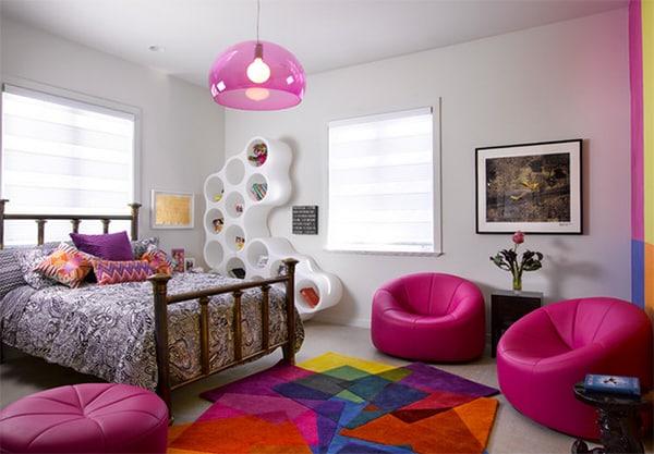 20 Beautiful Examples of Girls Bedroom Ideas -DesignBump on Beautiful Room Design For Girl  id=42240