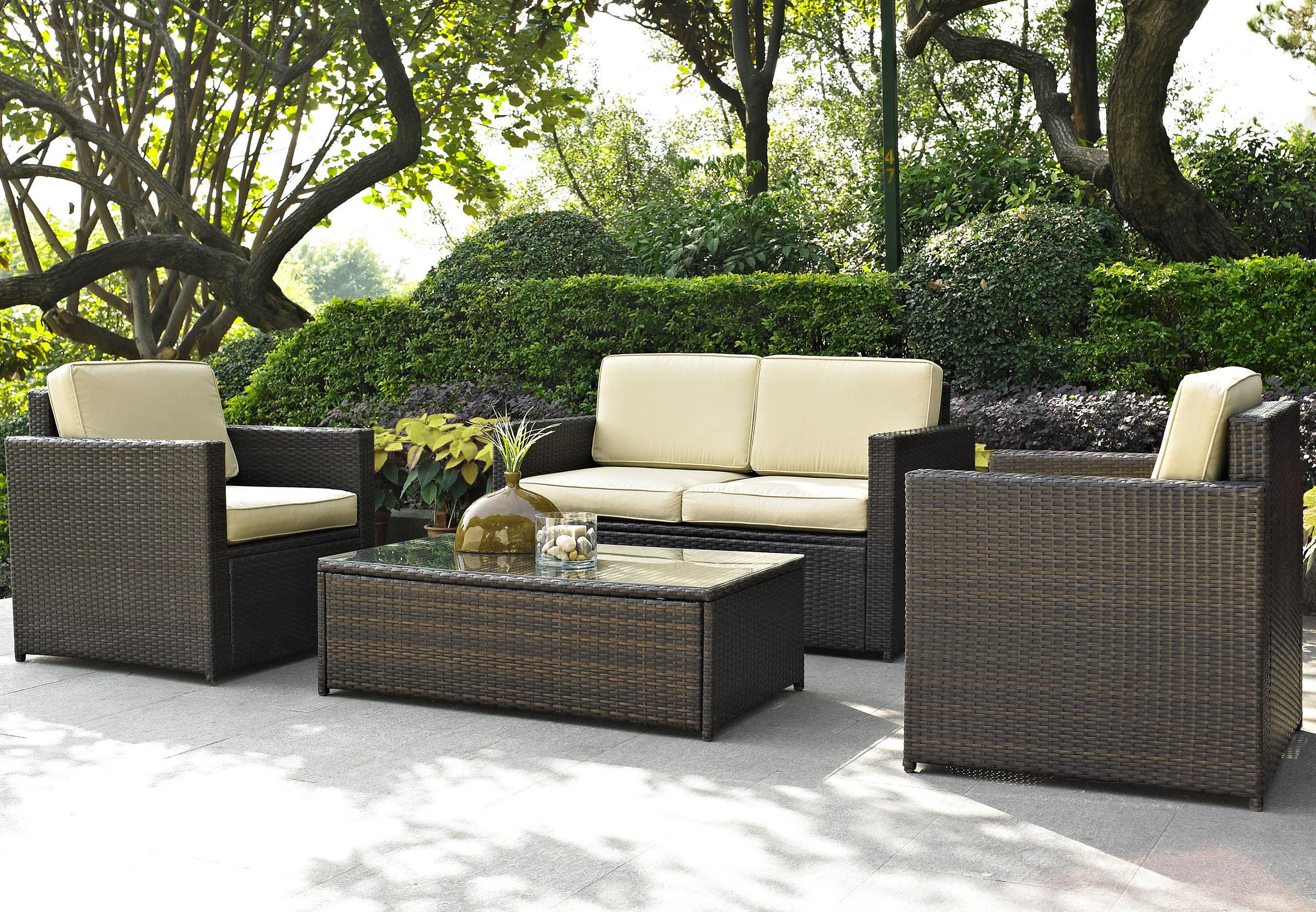 23 modern outdoor furniture ideas designbump Backyard Outdoor Furniture id=50458