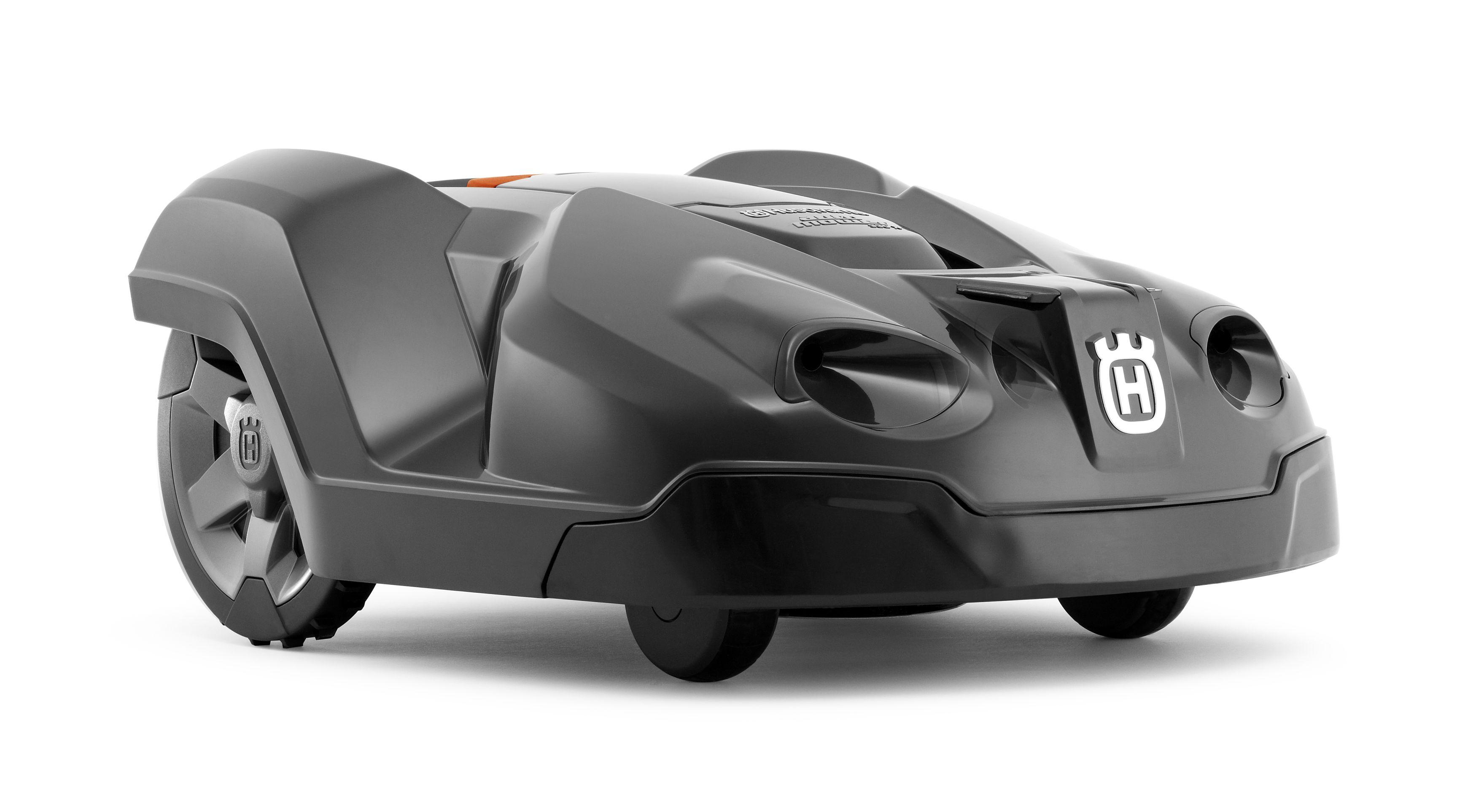husqvarna automower 330x awarded best premium robotic mower design buy build. Black Bedroom Furniture Sets. Home Design Ideas