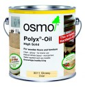 ADD SHINE TO YOUR WOOD WITH OSMO