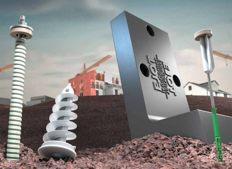 EJOT has developed a range of products for planned or retrofit attachments to ETICS facades