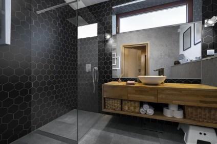 Fibo_Urban Collection_Black Silk_Hexagonal
