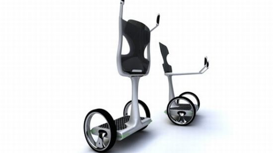 eaz disabled human transporter