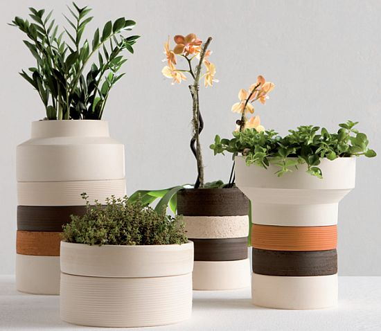 Torre Plant Pot Grows With Your Pet Flora Designbuzz